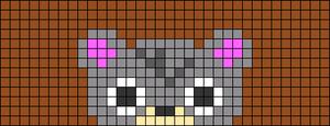 Alpha pattern #71739