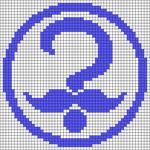 Alpha pattern #71743