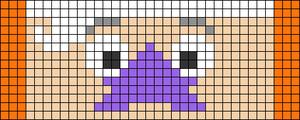 Alpha pattern #71745