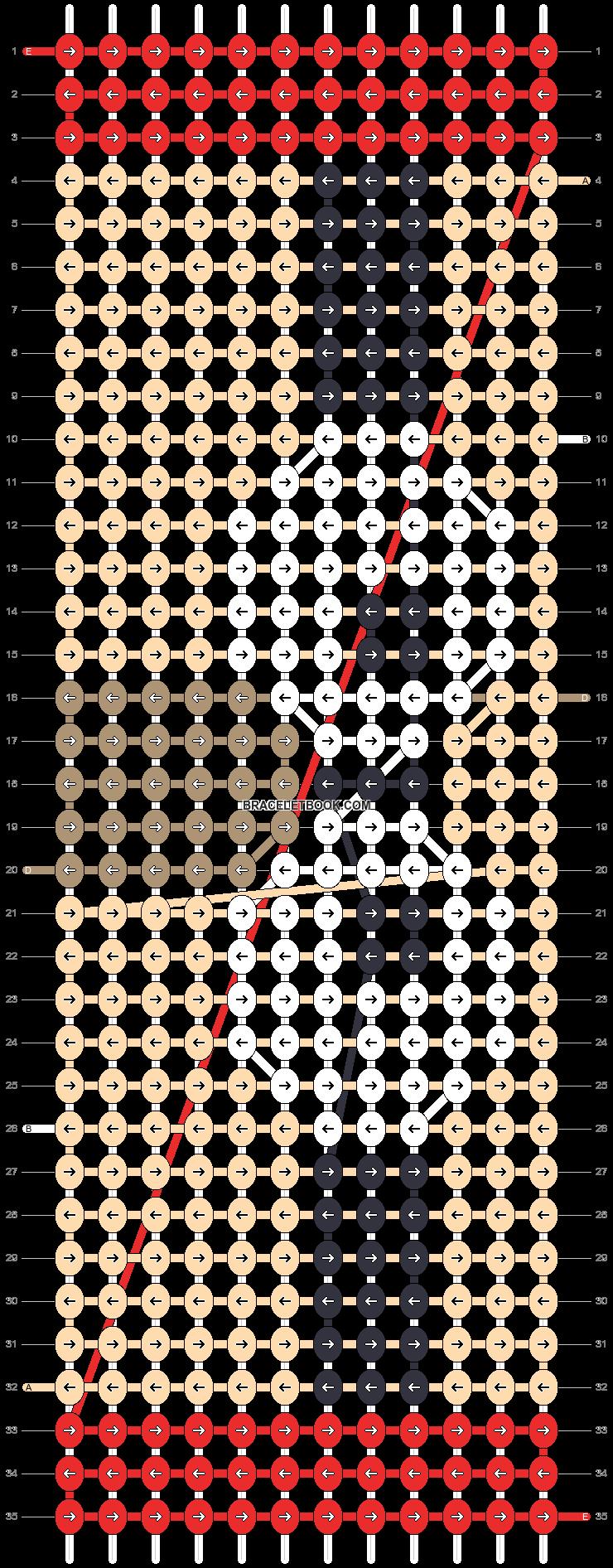 Alpha pattern #71746 pattern