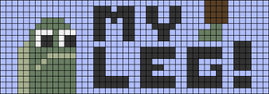 Alpha pattern #71747