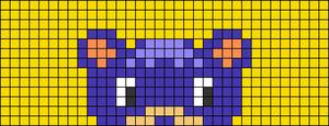 Alpha pattern #71752