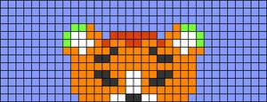Alpha pattern #71755
