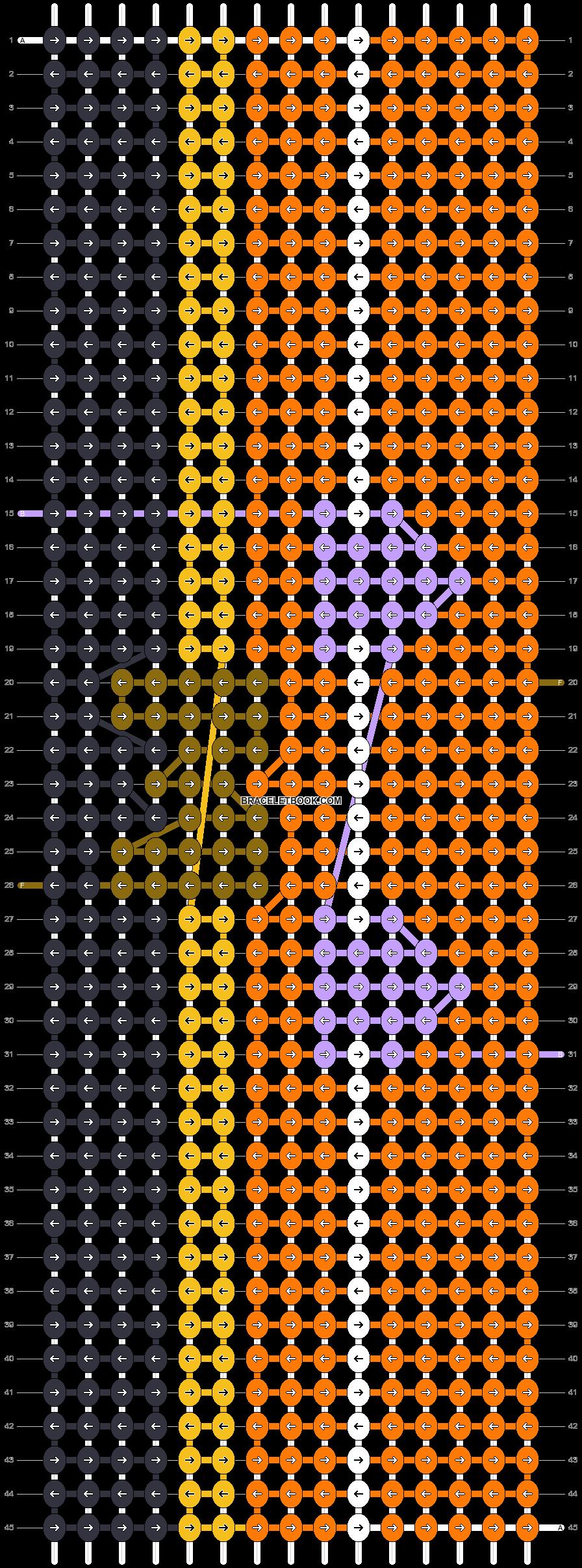 Alpha pattern #71756 pattern