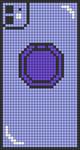 Alpha pattern #71784