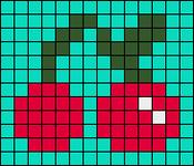 Alpha pattern #71803