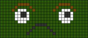 Alpha pattern #71812