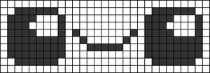 Alpha pattern #71813