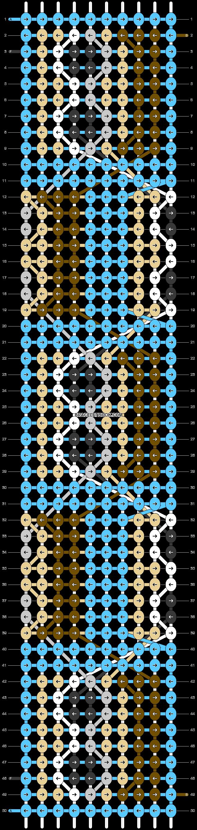 Alpha pattern #71816 pattern