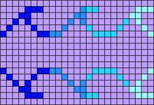 Alpha pattern #71820