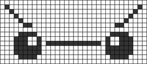 Alpha pattern #71834