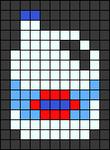Alpha pattern #71837