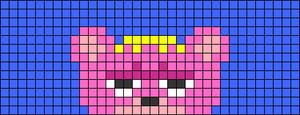 Alpha pattern #71842