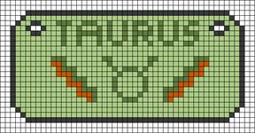 Alpha pattern #71847
