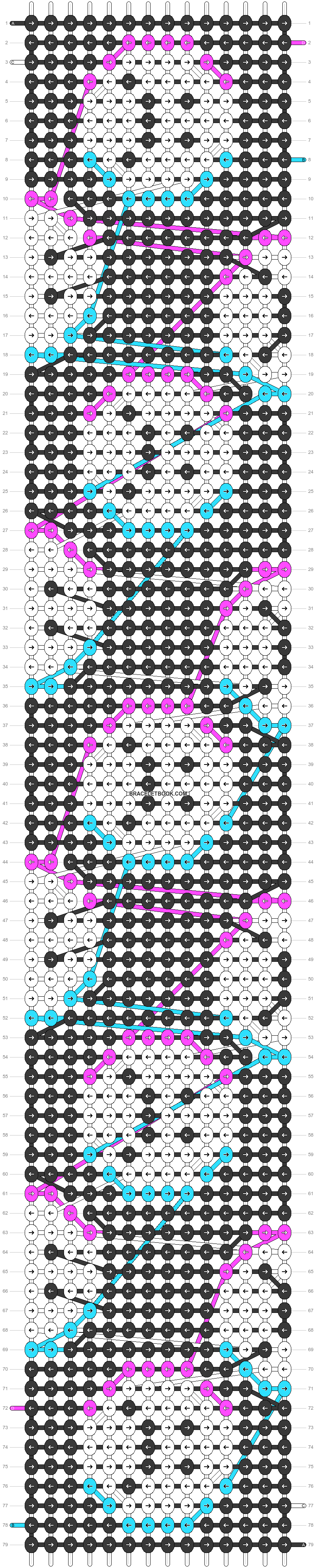 Alpha pattern #71854 pattern