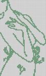 Alpha pattern #71866