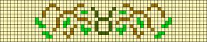 Alpha pattern #71870