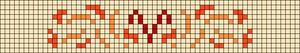 Alpha pattern #71871