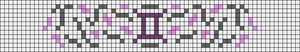 Alpha pattern #71873
