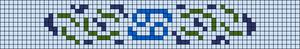 Alpha pattern #71874