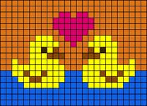 Alpha pattern #71879