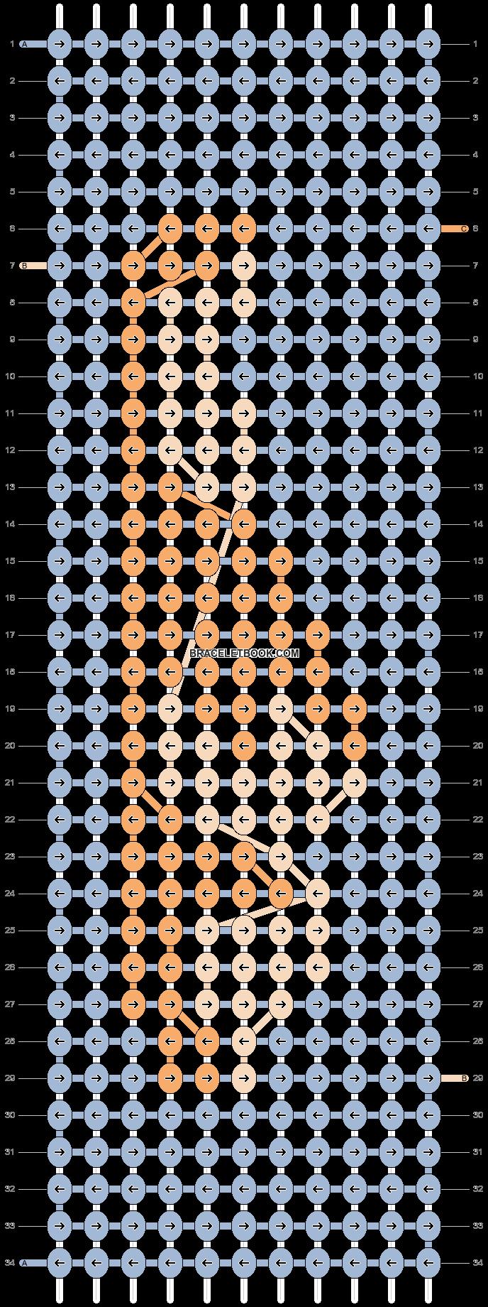 Alpha pattern #71894 pattern