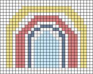 Alpha pattern #71918