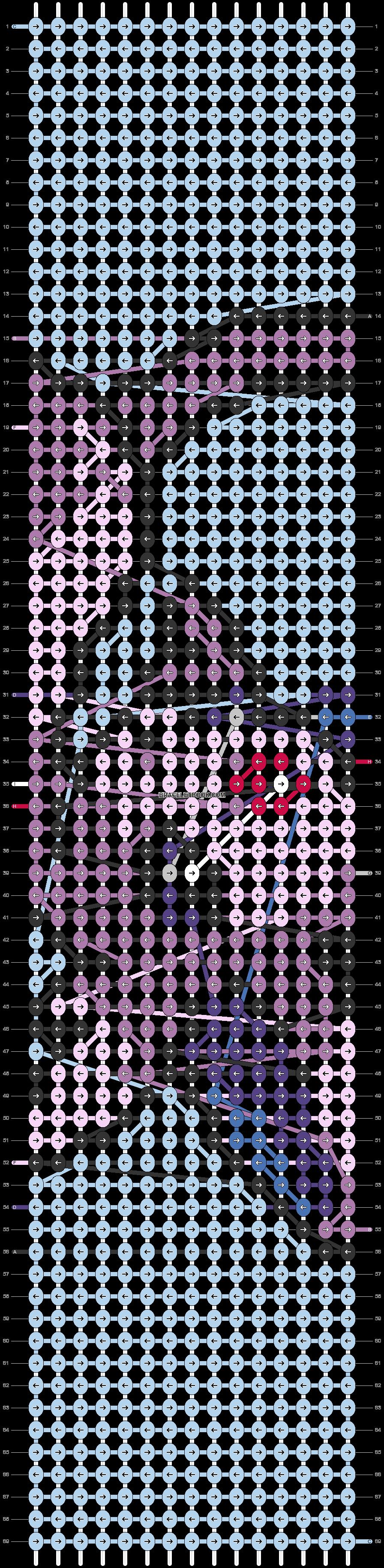 Alpha pattern #71922 pattern