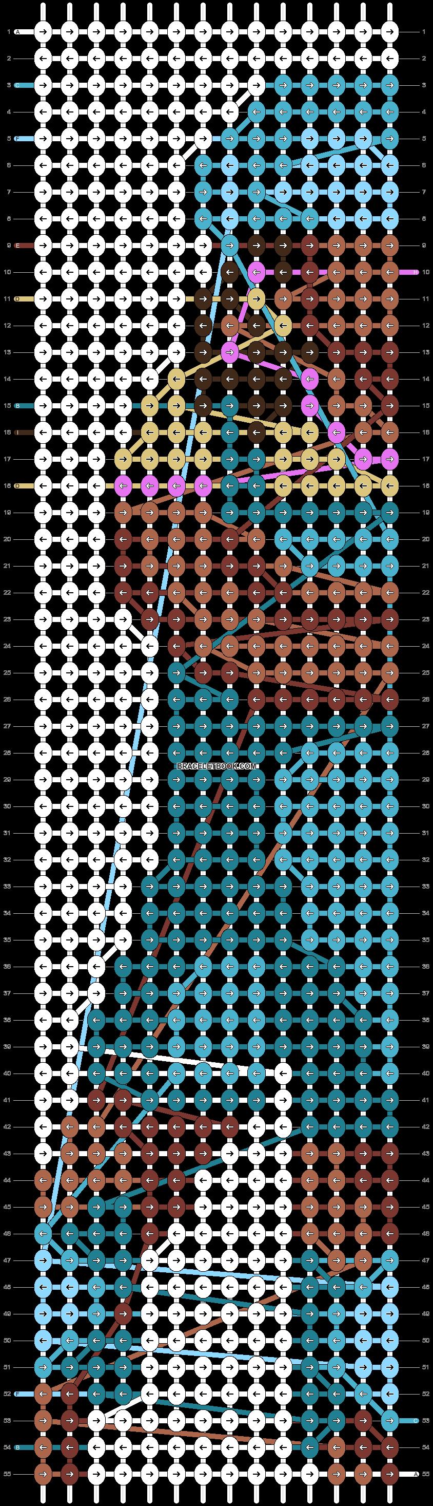 Alpha pattern #71936 pattern