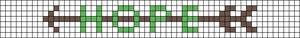 Alpha pattern #71948