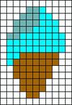 Alpha pattern #71951