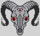 Alpha pattern #71954
