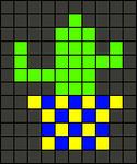 Alpha pattern #71965