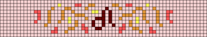 Alpha pattern #71986