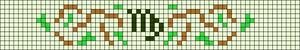 Alpha pattern #71987