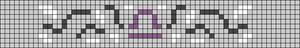 Alpha pattern #71989