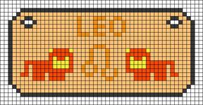 Alpha pattern #71996