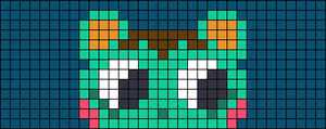 Alpha pattern #72001