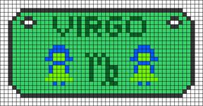 Alpha pattern #72004