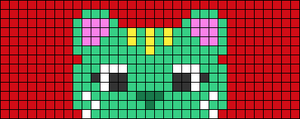 Alpha pattern #72012
