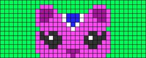 Alpha pattern #72014
