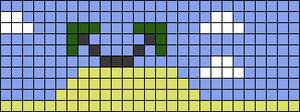 Alpha pattern #72015