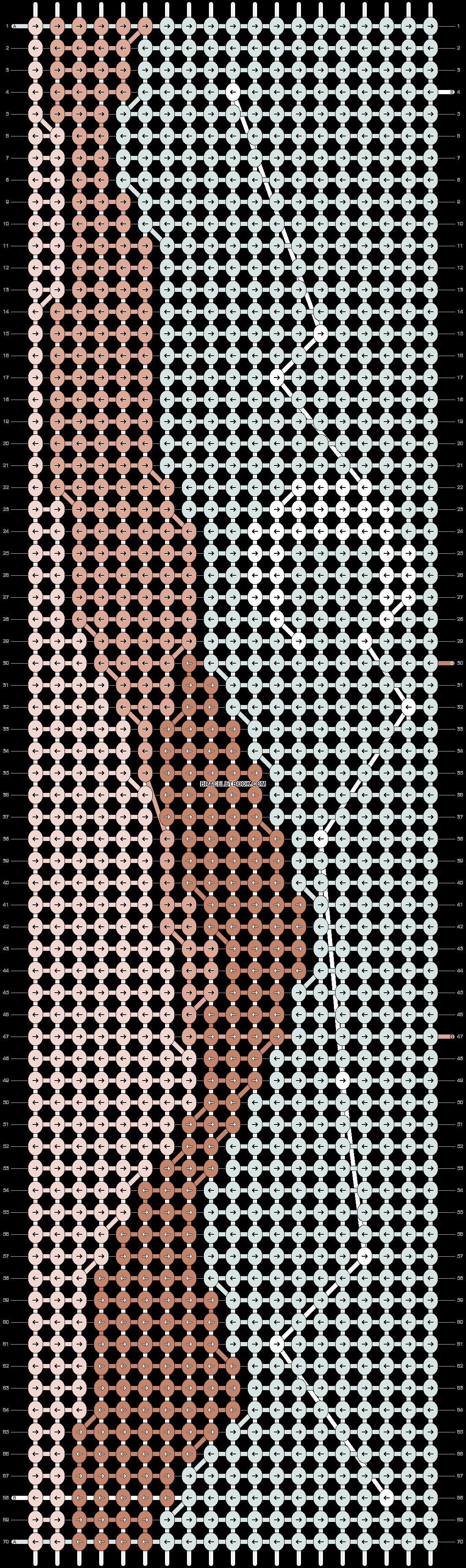 Alpha pattern #72028 pattern