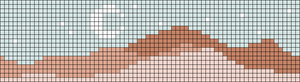 Alpha pattern #72028