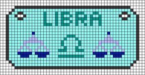 Alpha pattern #72030