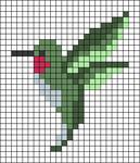 Alpha pattern #72034