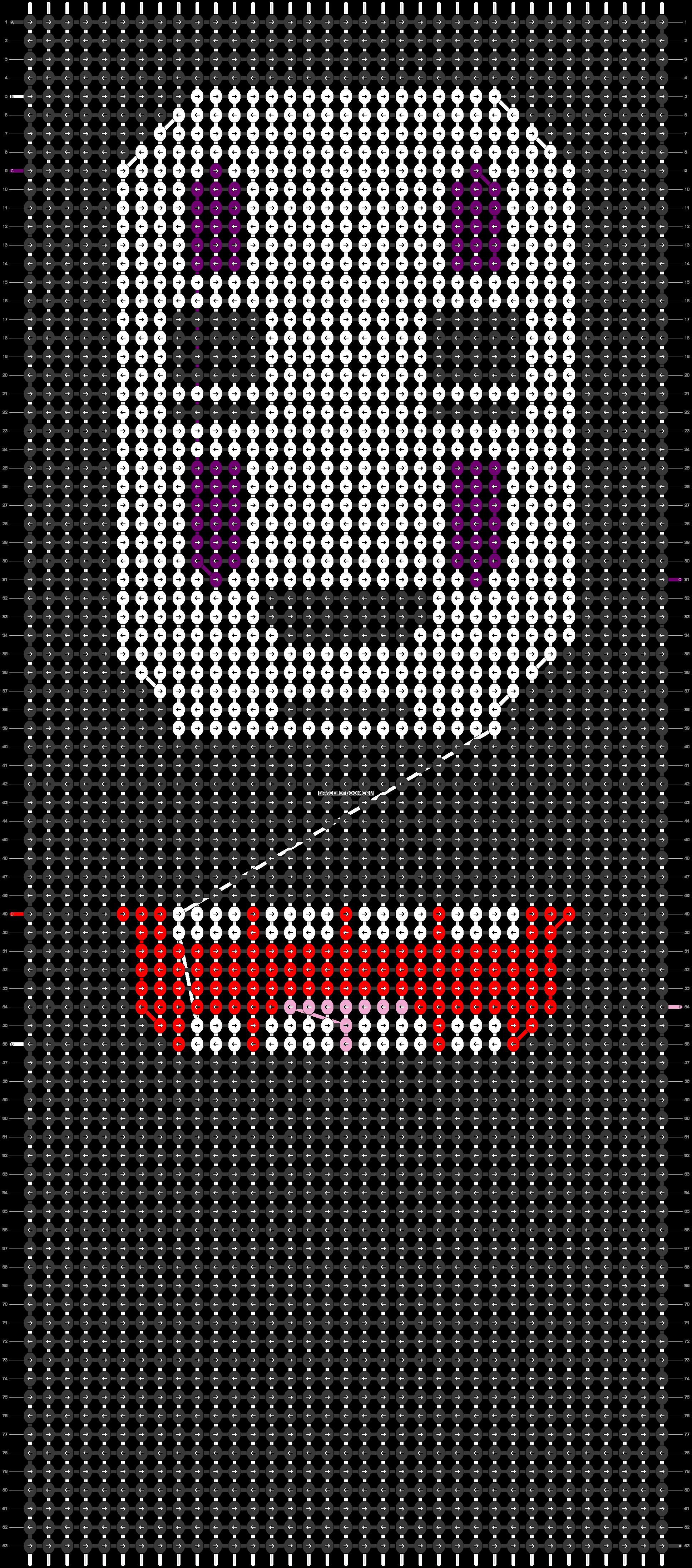 Alpha pattern #72039 pattern