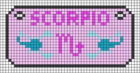 Alpha pattern #72040