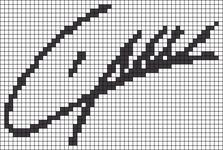 Alpha pattern #72059