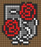 Alpha pattern #72065